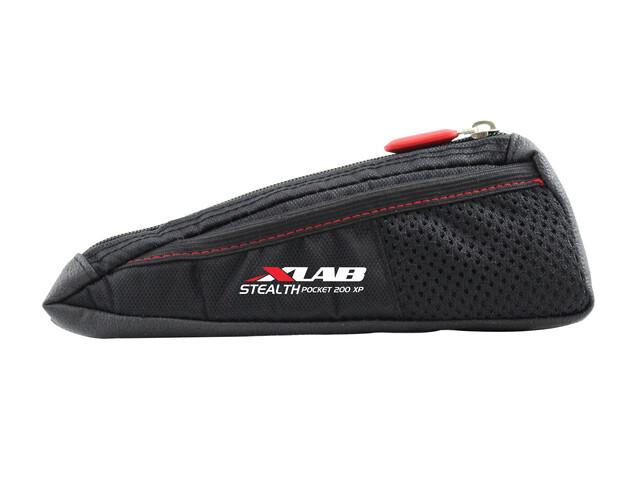 XLAB Stealth 200 XP - Bolsa bicicleta - con alineación negro